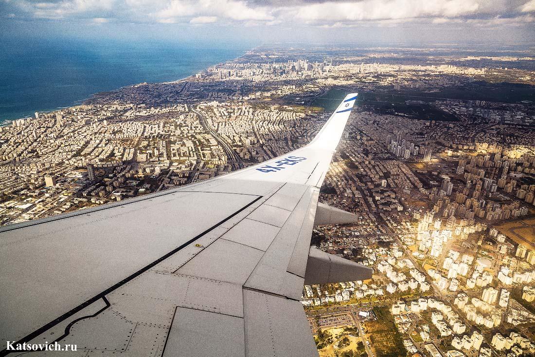 Тель-Авив с высоты